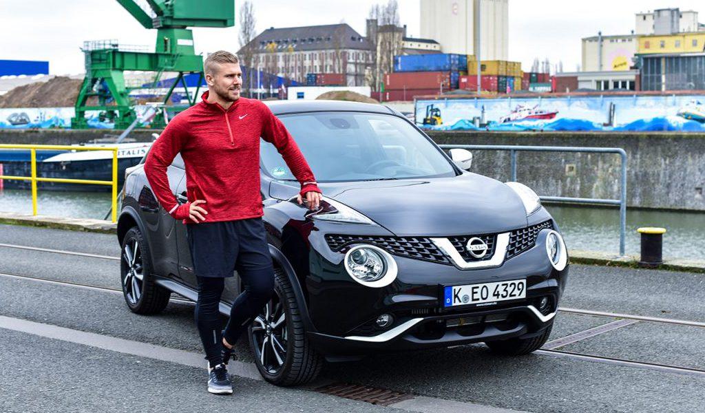 FIT FOR FUN und Nissan Juke Run