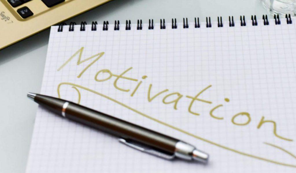 Wie motiviere ich mich?